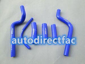 Silicone Radiator Hose Kit Blue Honda CR500 CR 500 95-01 96 97 98 99 00