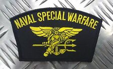 Genuine US Navy Navy Special Warfare Insignia Patch Badge  - NEW