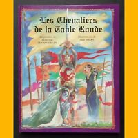 LES CHEVALIERS DE LA TABLE RONDE Géraldine McCaughrean Alan Marks 1996
