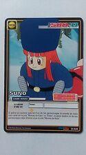 Carte Dragon Ball Z Suno D-646