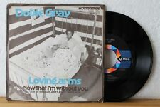 """7"""" - DOBIE GRAY - Loving Arms - Now That I´m Without You - MCA 1973 - Vinyl NM!"""