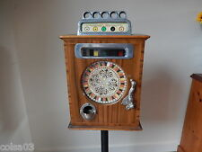 penny arcade coin operated antique trade stimulator