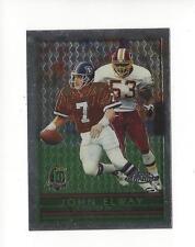 Verzamelkaarten, ruilkaarten 1996 Topps #376 John Elway Denver Broncos Football Card Verzamelkaarten: sport