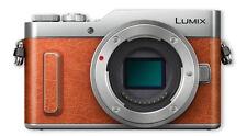 Panasonic DC-GF10 GF10 Camera Body Only // Orange