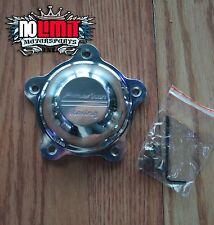 American Racing 5 Ear Center Caps 2 1/4 Torq Thrust Wheel 3505293 Billet set 4