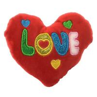 """Small Heart Shaped Love Plush Pillow Stuffed Happy Valentine's Day Gift 5.5x4.5"""""""