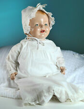 """1930's Antique Composition Mama doll 24"""""""