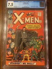X-MEN #22 7/66 CGC 7.5 OWW NICE HIGHER GRADE EARLY X-MEN COLLECTIBLE!