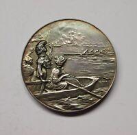 1904 Olympische Spiele St. Louis Medaille f. Verdienste Deutsch. Sportler (TR757