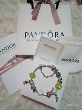 Pandora Disney Charms Bangle 20cm Silver plated