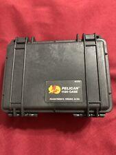 Pelican 1120 Watertight Hard Case with Foam insert - Black #1120-000-110
