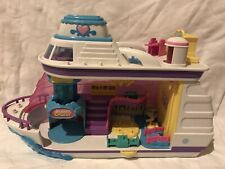 Squinkies Cruise Ship Boat Playset