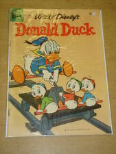 DONALD DUCK #61 VG (4.0) DELL COMICS WALT DISNEY OCTOBER 1958
