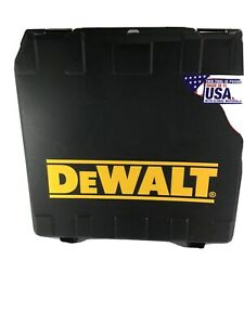 Dewalt Combo Kit Case DCK299P2, DCK299M2 20 Volt For DCD996 Drill, DCF887 Impact