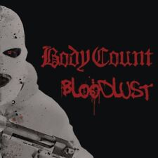 BODY COUNT - BLOODLUST  (2017) CD NEUF