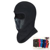 Anti Dust Face Mask Motorcycle Biker Under Helmet Balaclava Headwear Neck Warmer