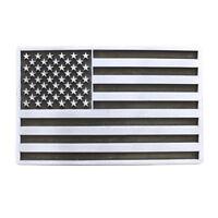 New Vintage American USA Flag Rectangle Belt Buckle Gurtelschnalle