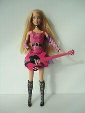 Mattel Barbie pop / poupée / Doll - I can be Rock Star - BD2009