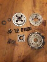 Honda ATC185 ATC 185 200 clutch basket hub pressure plate springs auto clutch