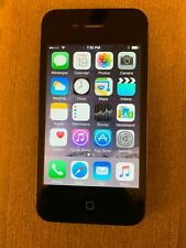Apple iPhone 4s - 16GB - Black (Unlocked) A1387