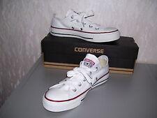 Converse All Star Chucks ox, low wei�Ÿ weiss optical white 36 37 38 39 40 41 neu