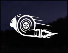 Turbo Caracol coche decal pegatina de vinilo Jdm Vw Dub Drift Race euro Swag Impreza