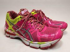 Asics Gel Kayano 21 Mens Size 5.5 Shoe Running Walking Trainer Athletic Pink