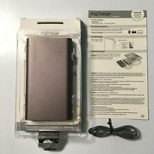 myCharge RazorMax Rechargeable 8000mAh Power Bank - RZ80GV *OPEN BOX*