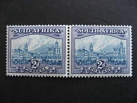SOUTH AFRICA Sc 53 MH pair, nice stamps, check them out!