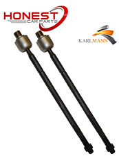 For FORD TRANSIT MK6 MK7 2000> FRONT INNER TRACK TIE ROD ENDS NEAR & OFF SIDE X2
