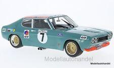 FORD CAPRI RS 2600 #7 colonia 6h Paul Ricard Stewart/Cevert 1972 1:18 Minichamps