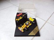 March 701 Ronnie Peterson French GP #18 Quartzo Q4107 1/43 1970 F1 Formule 1
