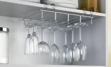 Égouttoirs, étagères et barres en verre pour le rangement de la cuisine