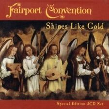 Fairport Convention - Shines Like Gold - Spec (NEW 3CD)