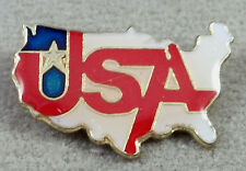 Patriotic United States Of America - USA Pin - Clutchback