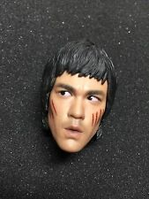 Hot Toys DX04 ENTER THE DRAGON BRUCE LEE 1/6 Head Sculpt BD
