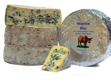 Shipston Blue Cheese , Cave Aged Blue Veined Buffalo Milk Cheese 1kg
