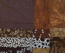 4PCS 50*50cm Paquete De Algodón Tela Patchwork Costura Acolcha Tejido Tela Hágalo usted mismo ^^