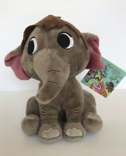 Disney Hathi Jr. Plush The Jungle Book Furrytale friends 9""