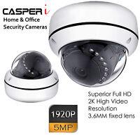 4 IN 1 CCTV 5.0MP SECURITY CAMERA 1920p FULL HD TVI AHD CVI CVBS IR NIGHT VISION