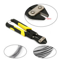 8Inch Bolt Clipper Multi-function Hand Tools Cutter Wire Clamp Cutting Pliers