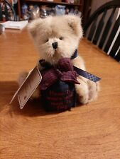"""Boyds Bear Momma Homespun Home Is Where Your Mom Is Plush 8"""""""