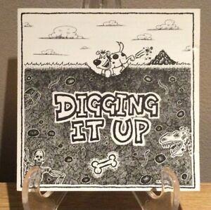 Digging It Up - Various Artists CD Ska Punk Hardcore Pop Punk