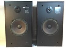 EPICURE EPI 100 SERIES 3 PAIR  BOOKSHELF SPEAKERS TESTED AND SOUNDING GREAT!