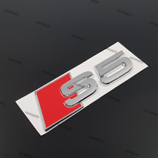 Portachiavi In Fibra Di Carbonio RS Emblema Logo Badge Distintivo