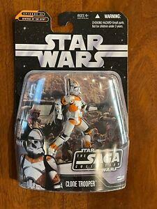 Hasbro Star Wars Saga Collection 026 Clone Trooper Utapau (Stormtrooper) 2006