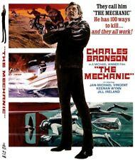 THE MECHANIC (1972) Blu-Ray CHARLES BRONSON *Limited Ed.1/2000 *w/RARE SLIPCOVER