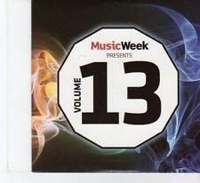 (FR6) Music Week presents Volume 13, 11 tracks various artists - 2011 CD