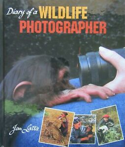 Diary of a Wildlife Photographer by Jan Latta (Hardback, 2007)