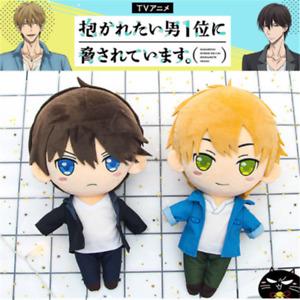 Dakaretai Otoko 1-i ni Odosarete Imasu. Jyunta Saijyo Takato Plush Toy Doll Gift